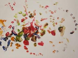 Bam Bam's Painting