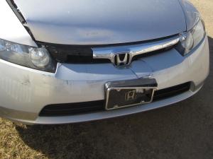 Honda front