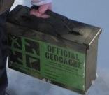 Cammo ammo box