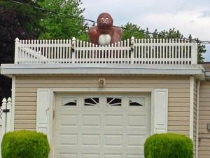 Ape garage