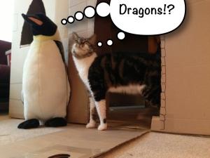 Dragons!?