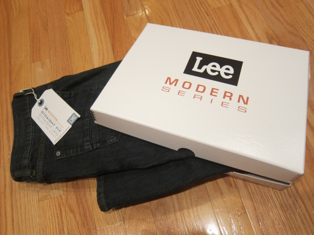 Lee Modern Series Straight