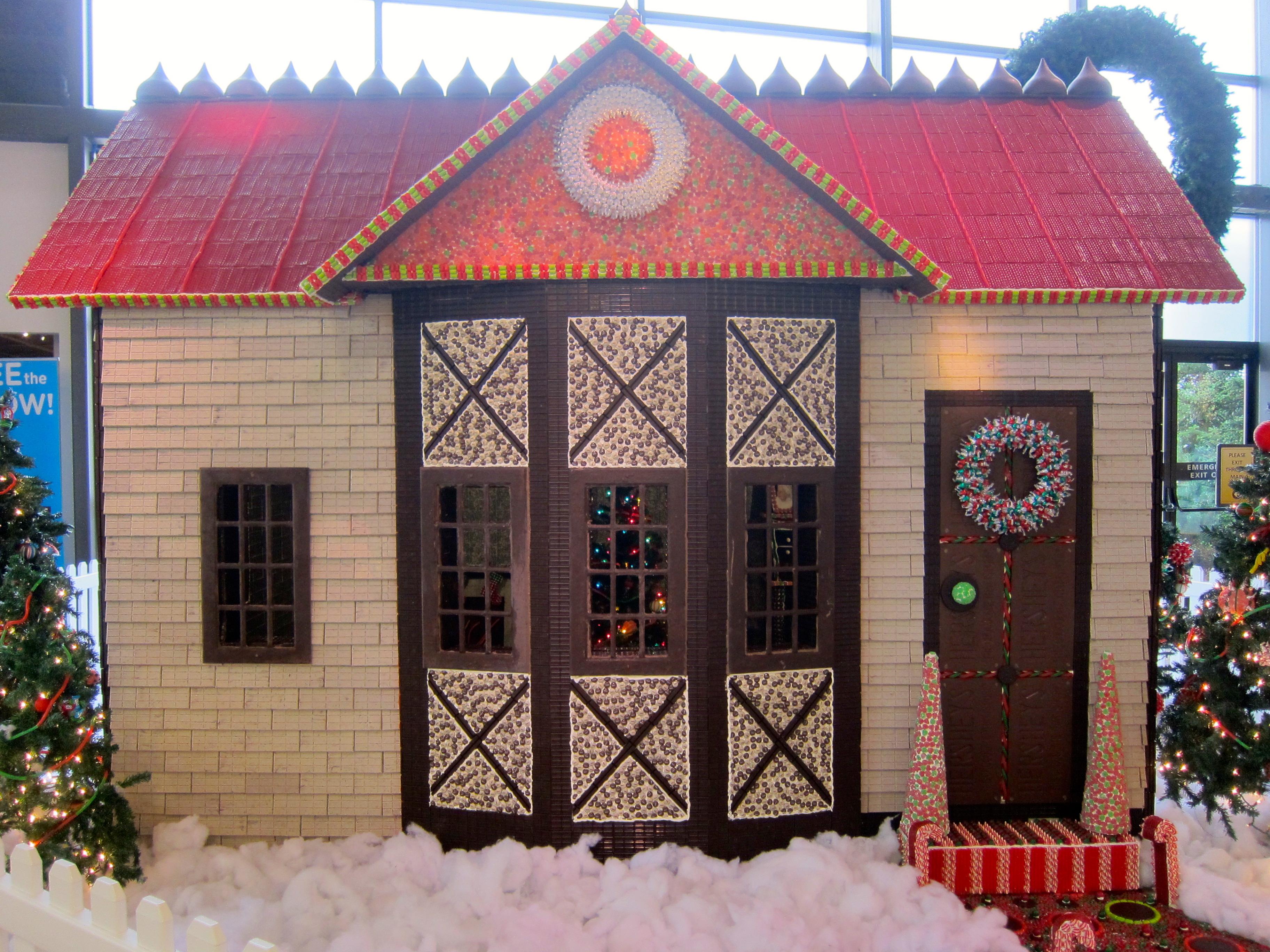 Hershey's Chocolate World Candy House | Secret Dad Society