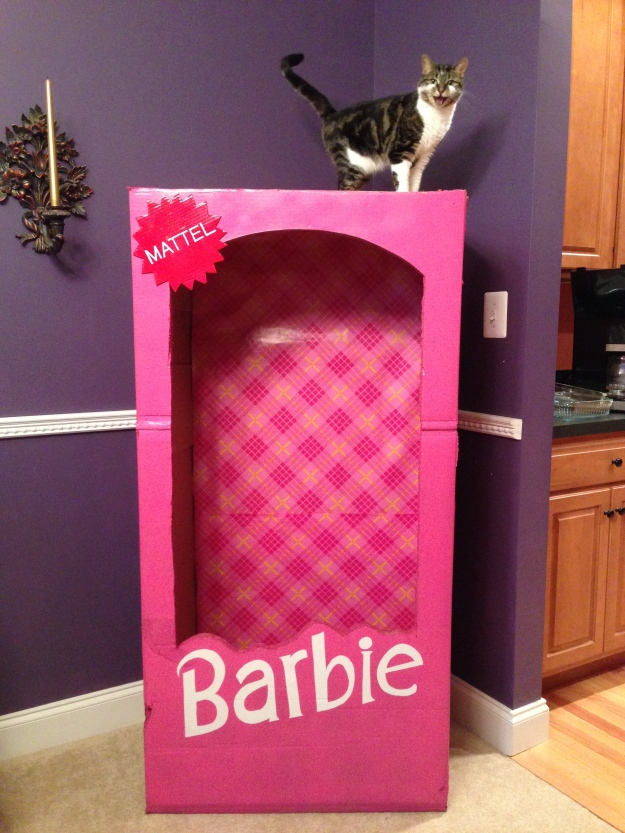 Barbie Photobooth