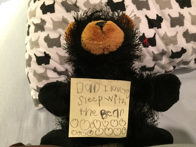 Bear Note