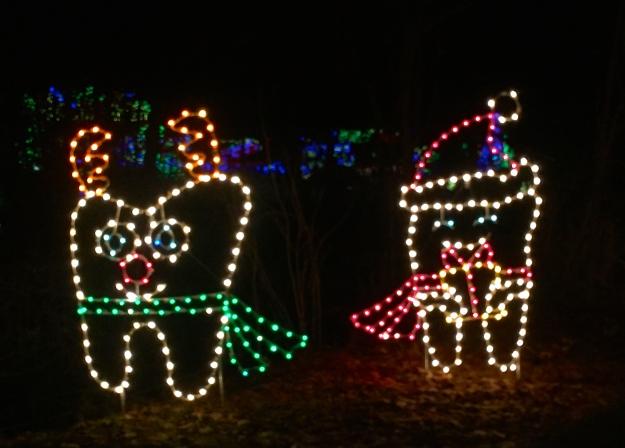 Christmas Tooth Lights