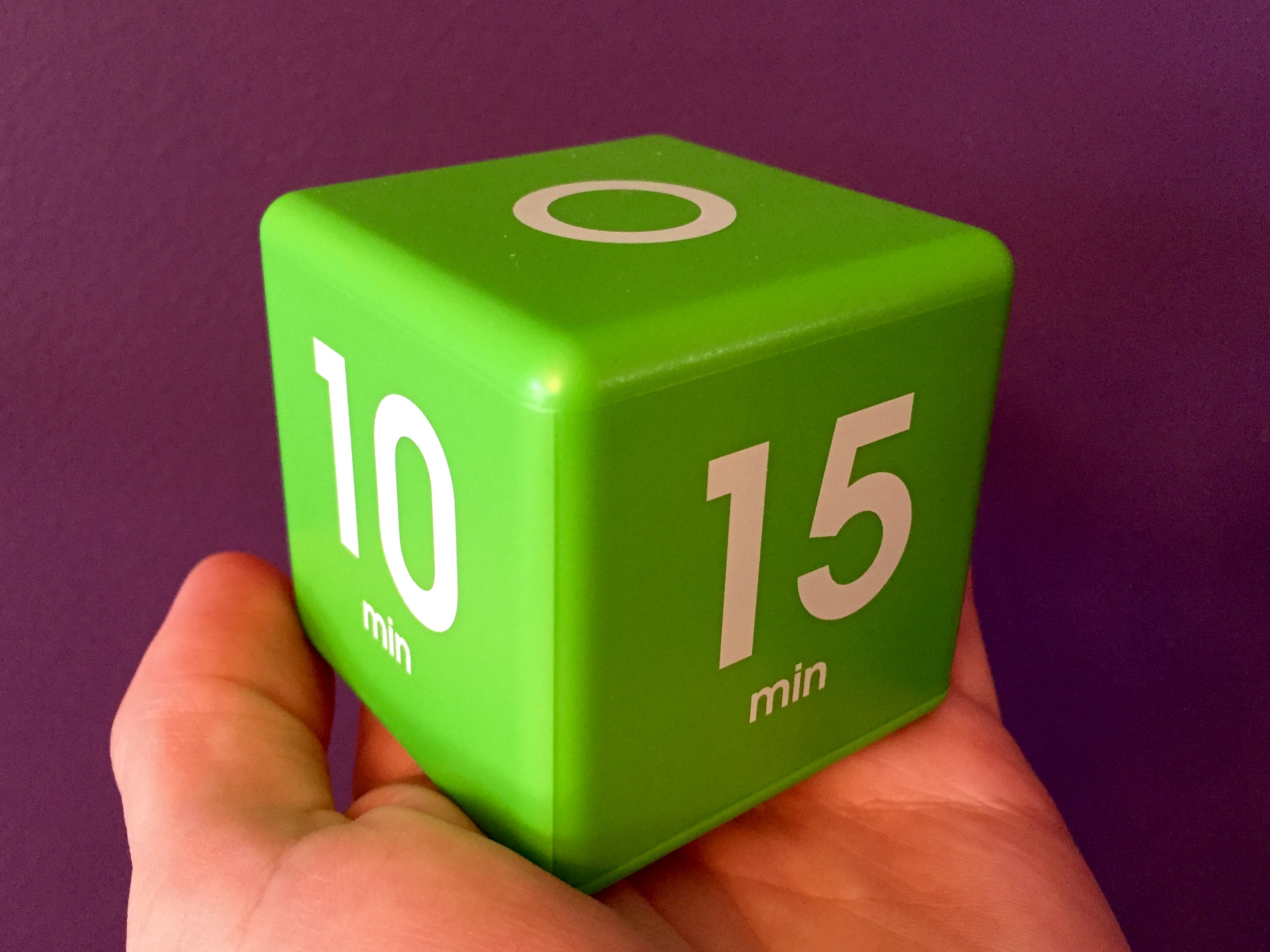 The Datexx Miracle Cube Timer | Secret Dad Society