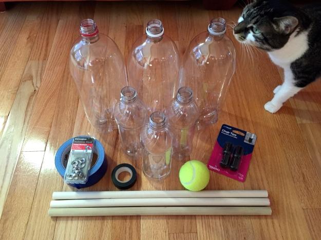 Juggling Materials