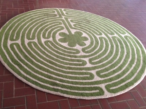 Carpet Labyrinth