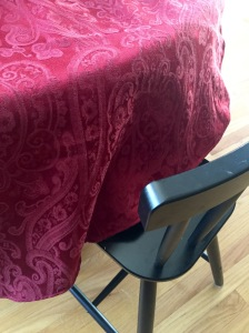 Fancy Tablecloth